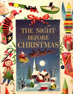 Twas the Night before Christmas Poem Twas the night before Christmas, when all through the house Not a creature was stirring, not even a mouse. The stockings were hung by the chimney with care, In hopes that St Nicholas soon would be there.