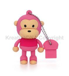 Funtech Monkey Business USB Flash Drives