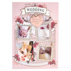 Wedding Card - Bird Cage | Card Factory