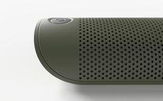 Carlos Llaneza - U01_ / Bluetooth speaker concept