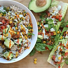 The vegan burrito bowl - or - Americas favorite lunch ( Chipotle anyone? ) is now conveniently available in a quick and easy recipe for you to enjoy at home, at work, at the beach or wherever your heart desires.