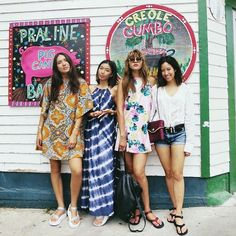 Teva hit the road to Bonnaroo with Honey & Silk, Dylana Suarez, That's Chic, and Natalie Off Duty coming along for the ride.