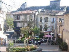 Bergerac vieille ville