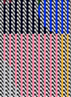 ©les graphiquants - Stephane Kélian - Pattern - #graphic #design #pattern #stephanekelian #lookbook #layout