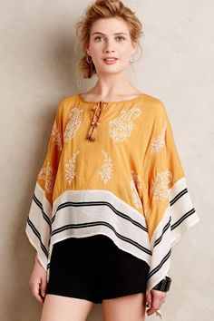 Sunglow Caftan - anthropologie.com