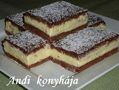 Archívy Recepty - Page 26 of 776 - To je nápad! Desert Recipes, Tiramisu, French Toast, Sweet Treats, Food And Drink, Cooking Recipes, Breakfast, Cake, Ethnic Recipes
