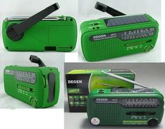 Music Radio Degen De13 Fm/ Am/ Sw Portable Mini Hand Cranking Crank Dynamo Solar Power Pocket Emergency Radio World Receiver Flashlight Am Radio From Nancyzhao123, $23.85  Dhgate.Com