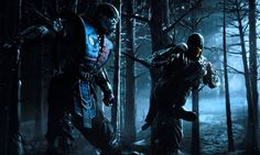Mortal Kombat X Gameplay Trailer