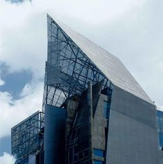 morphosis tower - Google Search