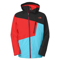The North Face Gonzo Insulated Ski Jacket (Men's),  #peterglenn