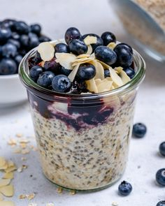 Clean Eating Overnight Oats 4 Ways for Breakfast Meal Prep! - Clean Food Crush Clean Eating Overnight Oats 4 Ways for Breakfast Meal Prep! Clean Eating Desserts, Clean Eating Breakfast, Nutritious Breakfast, Breakfast Recipes, Breakfast Bowls, Breakfast Ideas, Mexican Breakfast, Breakfast Sandwiches, Breakfast Pizza