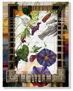 The artist NALL.  Inspiring work.