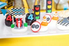 Flawless Events Fla 's Birthday / Racecar - Photo Gallery at Catch My Party Race Car Birthday, Race Car Party, Cars Birthday Parties, Boy Birthday, Race Cars, Kids Party Themes, Party Ideas, Disney Cars Party, Creative Kids