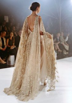 If don't go with a white dress this cream off white is beautiful