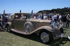 1930 Isotta-Fraschini 87A SSTorpedo Sport