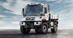 Mercedes-Benz Deutschland - Der neue Unimog - Anwendungen