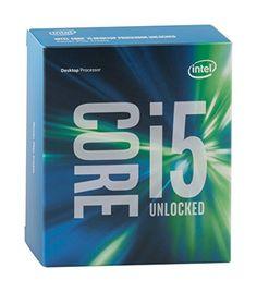 Intel Boxed Core I5-6600K 3.50 GHz, 6 M Processor Cache 6 for LGA 1151 (BX80662I56600K) Intel http://smile.amazon.com/dp/B012M8M7TY/ref=cm_sw_r_pi_dp_V72Twb051RV91
