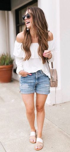 #summer #outfits HAPPY Saturday