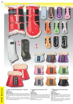 HKM Horse Boot Range