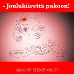 Joulukiirettä pakoon - Escaping the Christmas rush