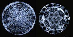 La cimatica: come i suoni influenzano l'acqua e quindi le nostre cellule