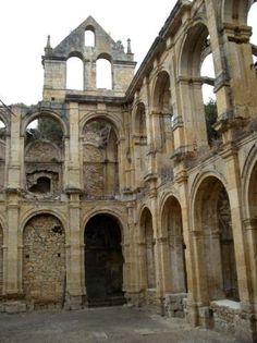 Comienzan las visitas gratuitas al Monasterio de Rioseco, en el Valle de Manzanedo (Burgos) #Merindades  lainformacion.com