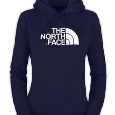 The North Face hoodie <3
