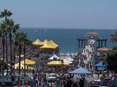 Solutions in LA Blog-LOS ANGELES GEZİLERİ -6-Manhattan ve Hermosa Kumsalı-1
