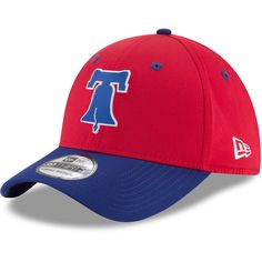 6cc8f54ee5a Men s Philadelphia Phillies New Era Red Prolight Batting Practice 39THIRTY  Flex Hat
