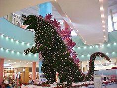 Terrifying Topiary Christmas