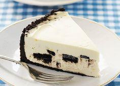 Yummy! Zo maak je een Oreo cheesecake.