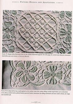 romanian -116 (360x512, 67Kb) Needle Lace, Bobbin Lace, Bruges Lace, Romanian Lace, Lace Art, Point Lace, Lace Making, Crochet Lace, New Art