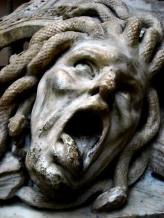 Head of Medusa | Mario Gellardo