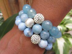 Celestial Energy Shop, handbeaded bracelets. CelestialEnergyShop@yahoo.com