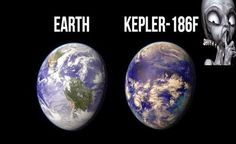 Scientists Discover another Earth, a Copy? ( Kepler-186f )