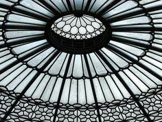 Edinburgh Waverley - ticket hall roof