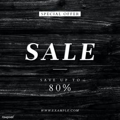 Sale up to 80% ad on wooden textured Instagram template | premium image by rawpixel.com / marinemynt Walnut Wood Texture, Grey Wood Floors, Invitation Background, Wood Texture Background, Wooden Textures, Blue Wood, Rustic White, Texture Design, Cool Designs