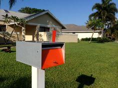 Modern Mailbox www.boxdesignusa.com