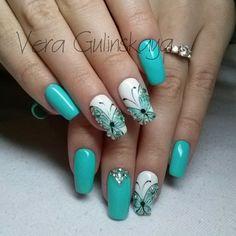 Красивые ногти. Уроки дизайна ногтей | ВКонтакте