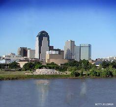 Shreveport ~ Louisiana