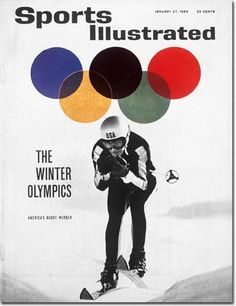 sports illustrated winter olympics issue