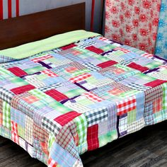 Patch Work Quilt - III - Quilts