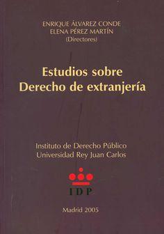 Ciudadanía y extranjería : derecho nacional y derecho comparado / [coordinadora] Paloma Biglino Campos. -  Madrid [etc.] McGraw-Hill, 1998