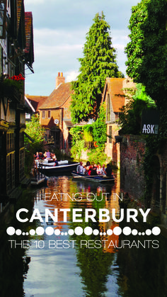 Eating Out in Canterbury | The 10 Best Restaurants
