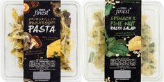 Tesco Finest Packaging by Jo Bird