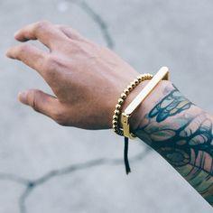 Mister - Bar Bracelet