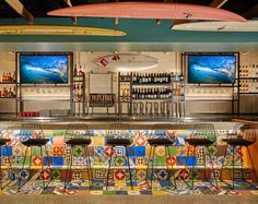 Whether you're winding downafter work or socializing with friends, these bars provide an awe-inspiring backdrop. For more inspiration, check out our Hospitality board on P...
