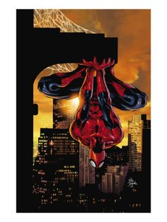 Amazing Spider-Man Family #2 Cover: Spider-Man Posters by Mike Deodato Jr. from AllPosters.com