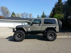 Nice Jeep LJ