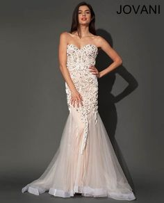 Jovani prom dresses are the perfect choice when you are looking for a night full of deluxe and elegance. However, this prom dress is one of . Prom Dress 2014, Prom Dresses Jovani, Pageant Gowns, Strapless Dress Formal, Prom 2014, Wedding Dresses, Sexy Gown, Designer Gowns, Formal Gowns